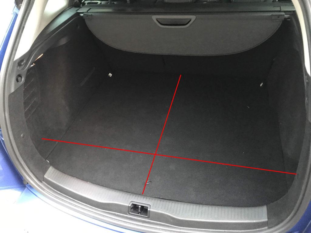 トランク計測