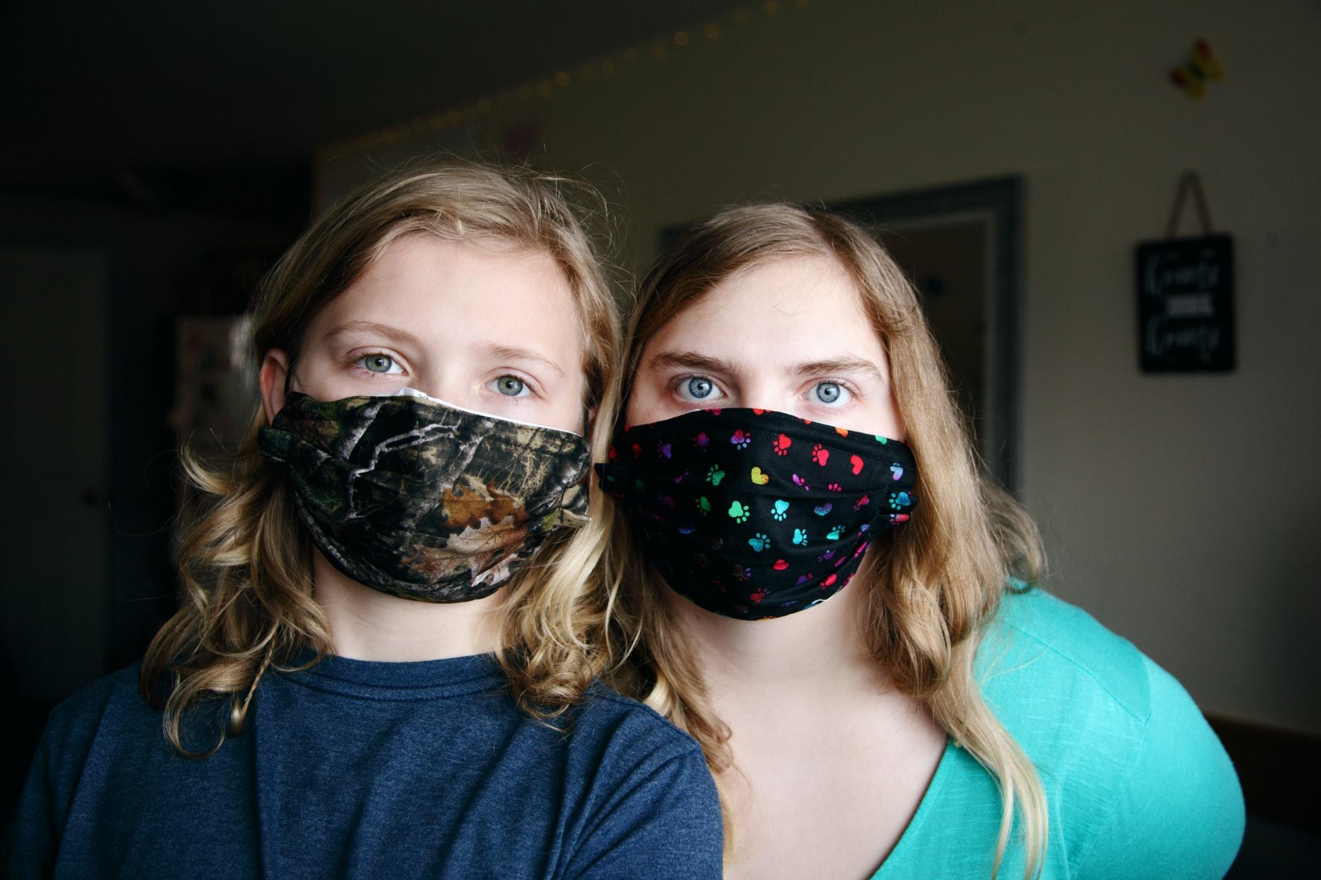 フェイスマスク自作方法
