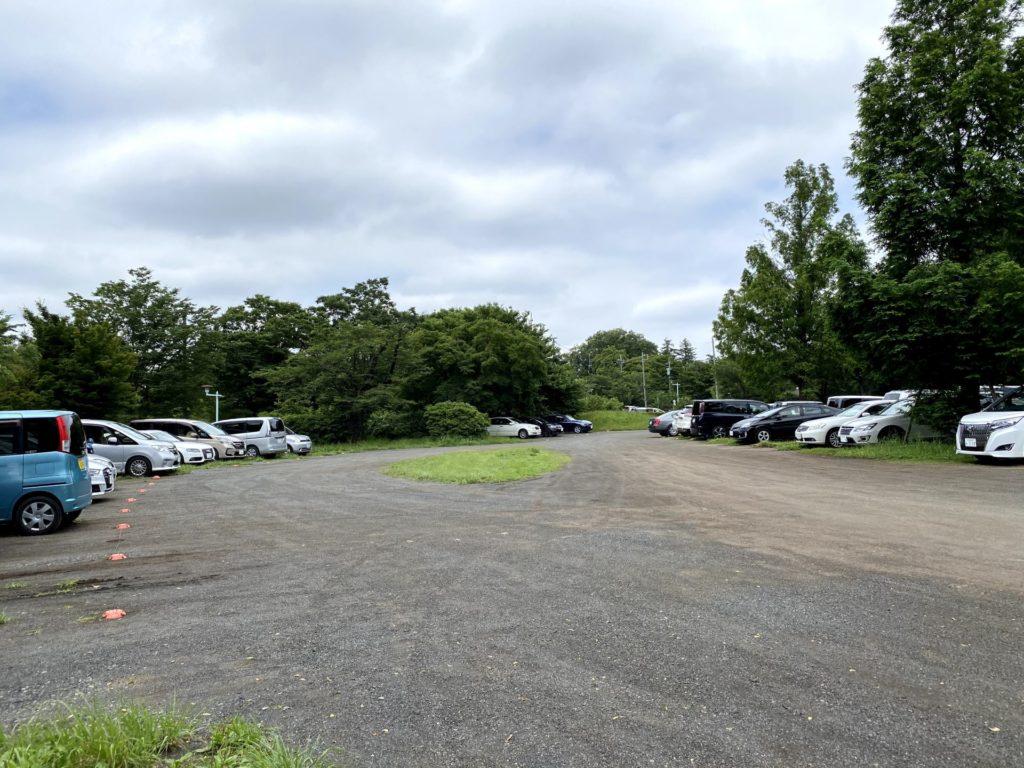 都立狭山公園駐車場