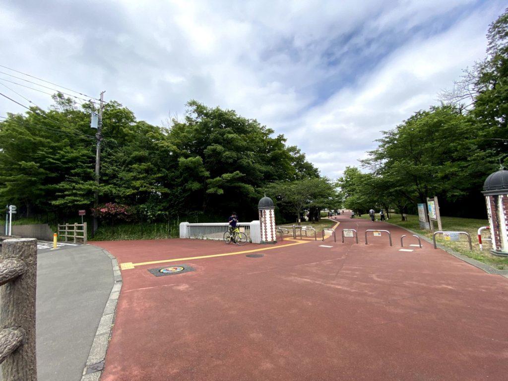 狭山公園入口